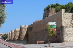 Murallas del Castillo de Denia