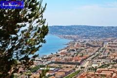 Vista de Jávea desde los Molinos