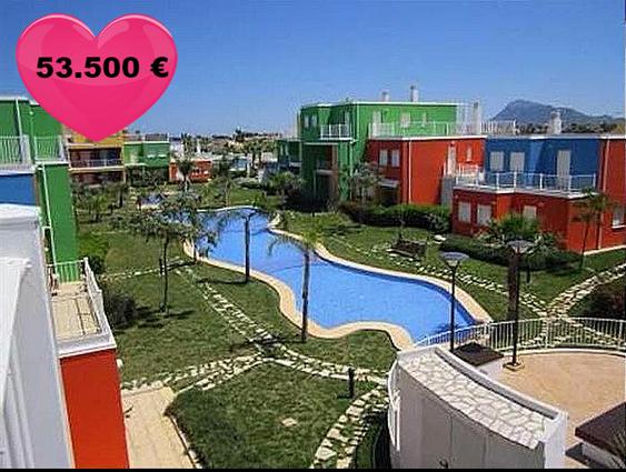 Desde 53.500 €. Apartamentos a estrenar en Denia
