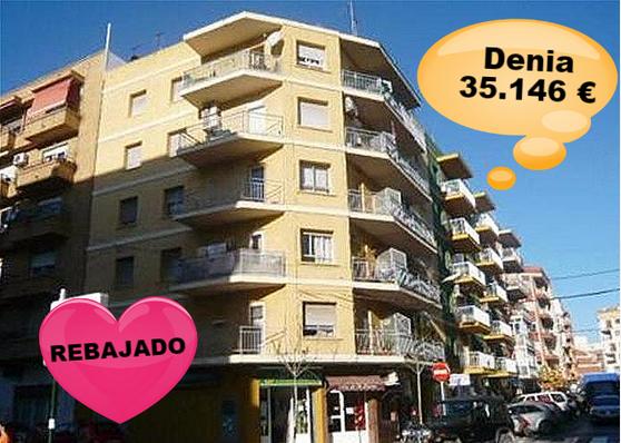 Dénia Apartamentos y adosados para todos los bolsillos Noticias inmobiliarias de Denia y la Costablanca