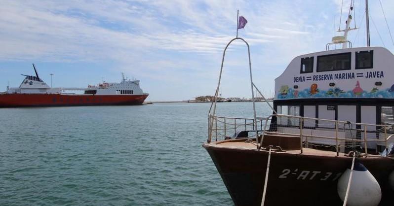 Excursiones y salidas desde el Puerto de Dénia