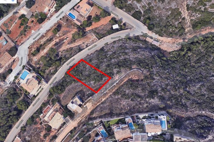 Land / Ground for sale  in Marquesas (Montgó) of Denia Costablanca, Alicante (Spain). Ref.: SLH-5-36-13854