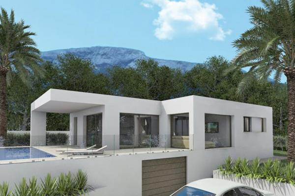 Photo number 1. Villa for sale  in Denia. Ref.: SLH-5-36-13896