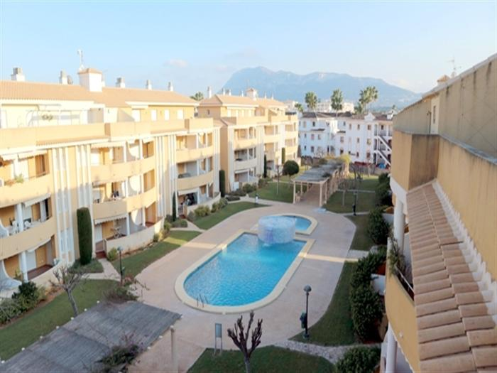 Photo number 1. Penthouse for sale  in Denia. Ref.: 10486 (1-1-10486)