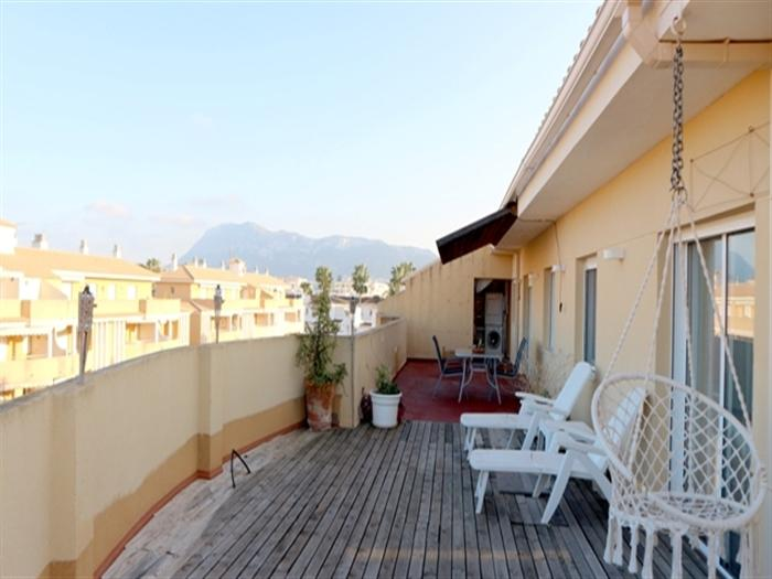 Photo number 10. Penthouse for sale  in Denia. Ref.: 10486 (1-1-10486)