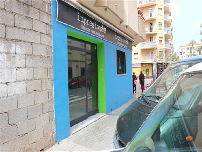 Photo number 8. Business premises / Industrial outlet for rent  in Denia. Ref.: 10491 (1-1-10491)