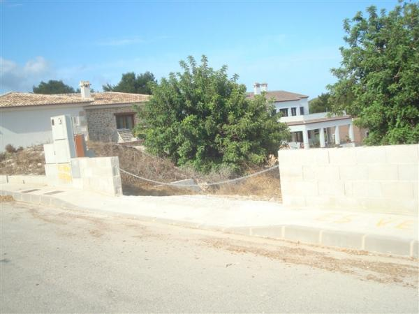 Photo number 3. Land / Ground for sale  in Jávea / Xàbia. Ref.: SLH-1-1-7979