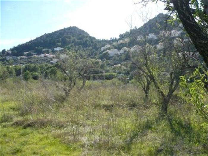 Land / Ground for sale  in Periferia of Pedreguer Costablanca, Alicante (Spain). Ref.: PA 015 (4-5-1515)