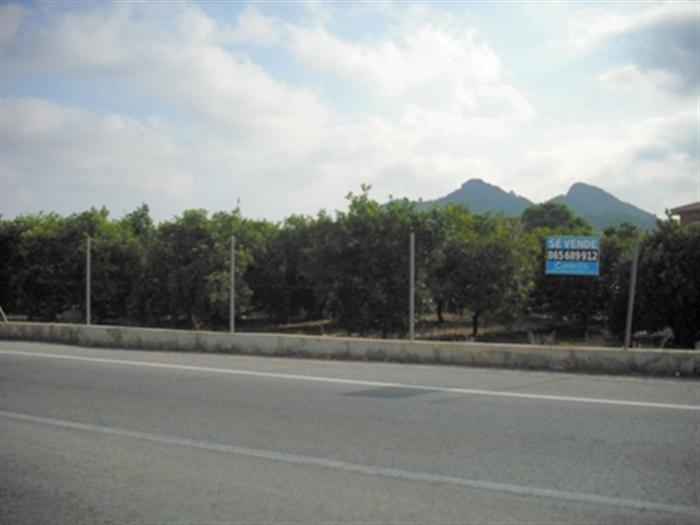 Land / Ground for sale  Costablanca, Alicante (Spain). Ref.: 2713 (5-18-2713)