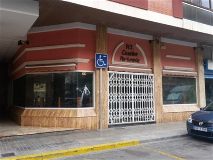 Business premises / Industrial outlet for sale  Costablanca, Alicante (Spain). Ref.: 3143 (5-18-3143)
