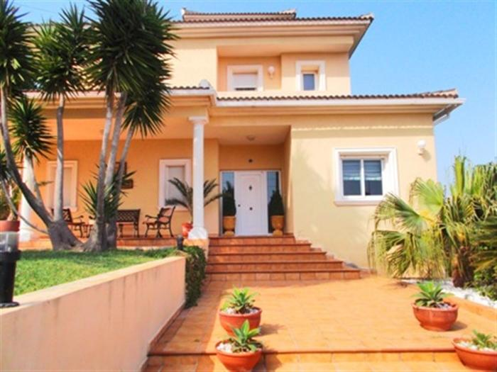 Villa for sale  Costablanca, Alicante (Spain). Ref.: 3478 (5-18-3478)