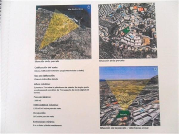 Photo number 4. Land / Ground for sale  in Denia. Ref.: SLH-5-18-5735