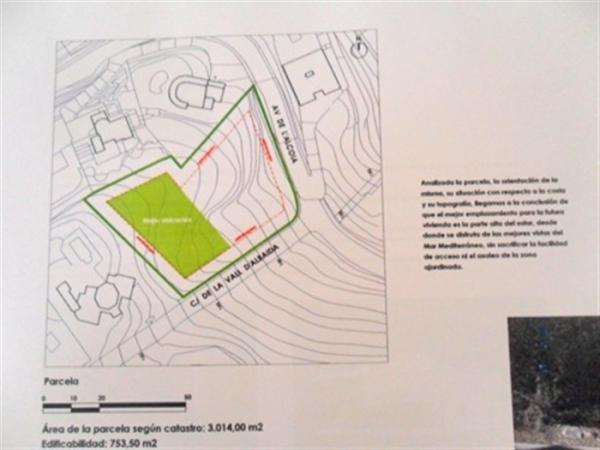 Photo number 3. Land / Ground for sale  in Denia. Ref.: SLH-5-18-5735