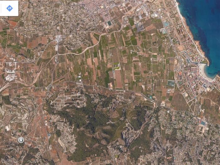 Land / Ground for sale  Costablanca, Alicante (Spain). Ref.: 7979 (1-1-7979)