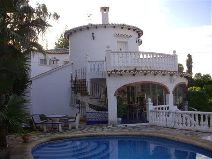 Villa for sale  Costablanca, Alicante (Spain). Ref.: 801 (1-1-801)