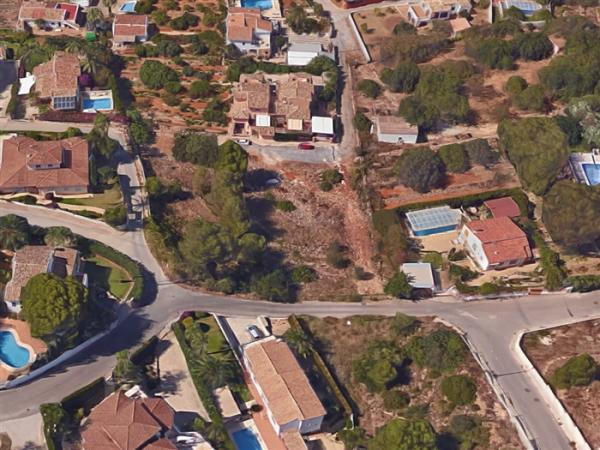 Land / Ground for sale  in Troyas (Montgó) of Denia Costablanca, Alicante (Spain). Ref.: SLH-5-18-9010
