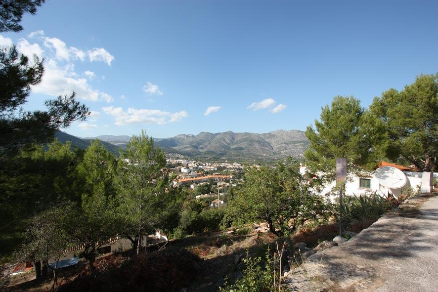 Land / Ground for sale  in Orba Costablanca, Alicante (Spain). Ref.: PRT-22901