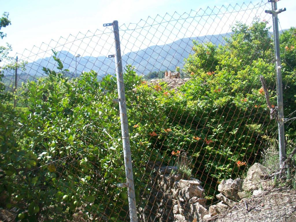 Land / Ground for sale  in Murla Costablanca, Alicante (Spain). Ref.: PRT-25180