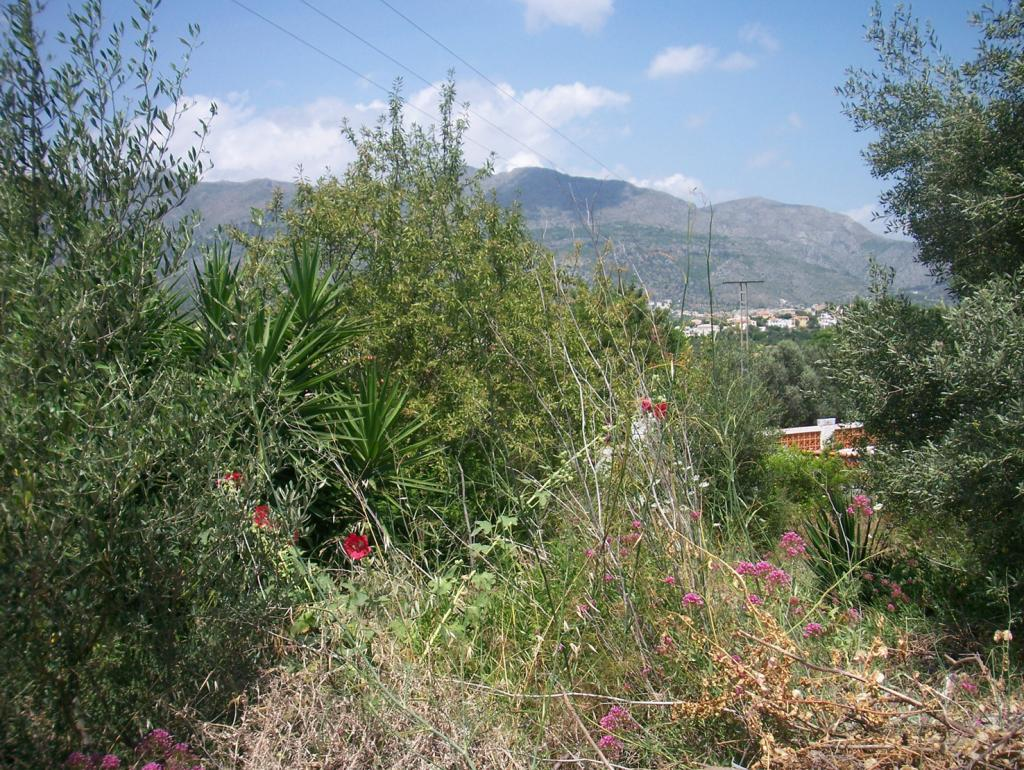Land / Ground for sale  in Orba Costablanca, Alicante (Spain). Ref.: PRT-25776
