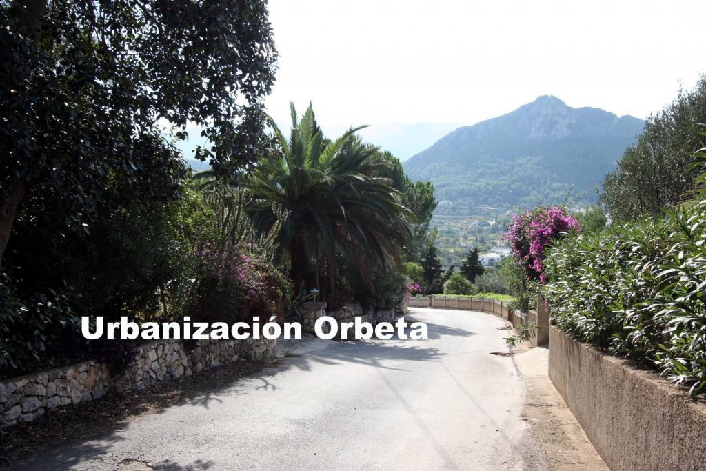 Land / Ground for sale  in Orba Costablanca, Alicante (Spain). Ref.: PRT-35430