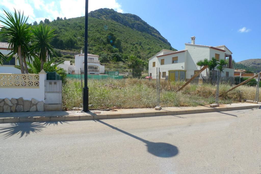 Photo number 2. Land / Ground for sale  in Sagra. Ref.: PRT-35645