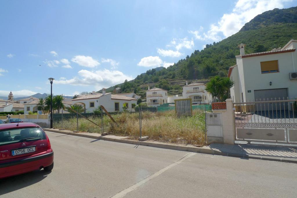 Photo number 3. Land / Ground for sale  in Sagra. Ref.: PRT-35645