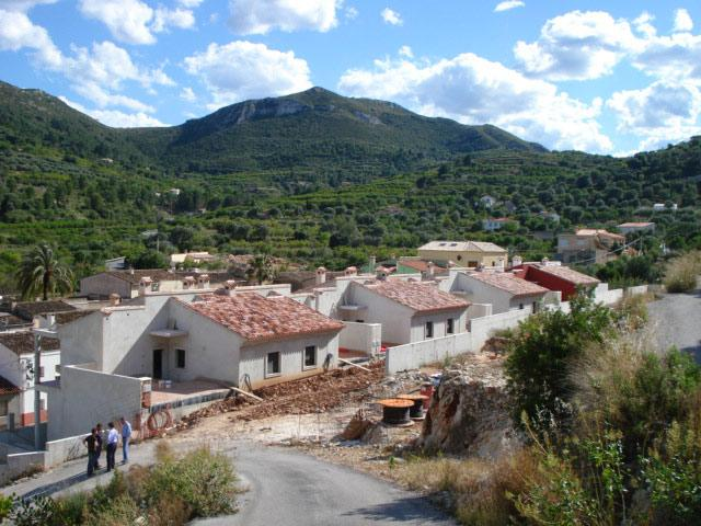Land / Ground for sale  in Alcalalí Costablanca, Alicante (Spain). Ref.: PRT-39333