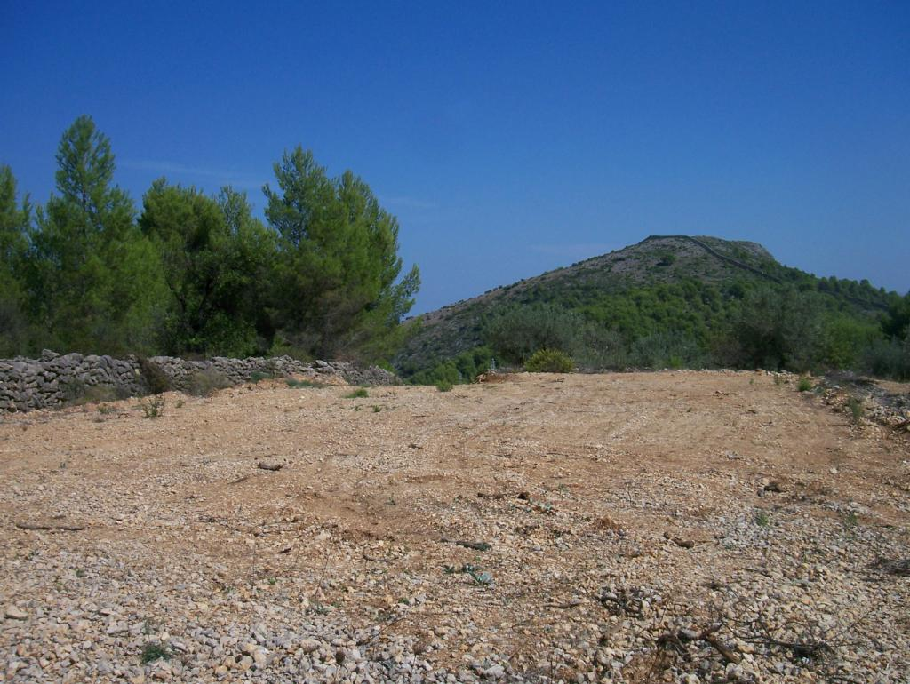 Land / Ground for sale  in Murla Costablanca, Alicante (Spain). Ref.: PRT-44247