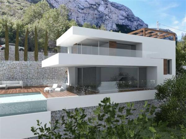 Villa for sale  in Sant Joan / Pare Pere (Montgó) of Denia Costablanca, Alicante (Spain). Ref.: SLH-5-18-9302