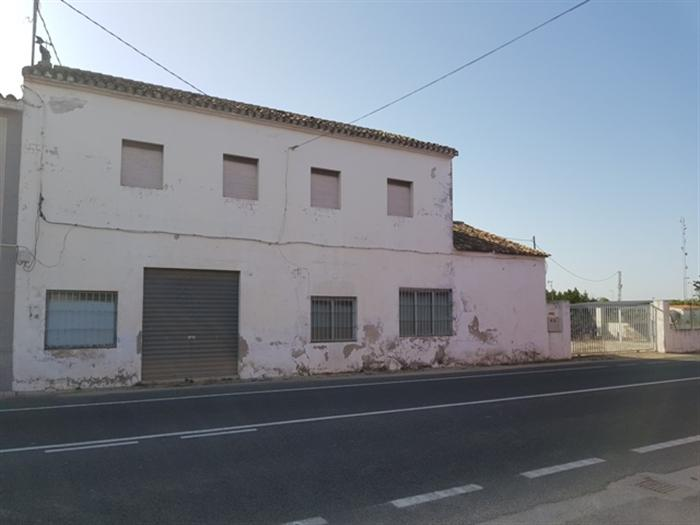 Business premises / Industrial outlet for sale  in Periferia of Ondara Costablanca, Alicante (Spain). Ref.: 9372 (5-18-9372)