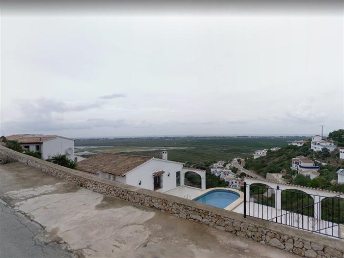 Land / Ground for sale  in Montepego of Pego Costablanca, Alicante (Spain). Ref.: CB-75926-0001 (5-18-9618)