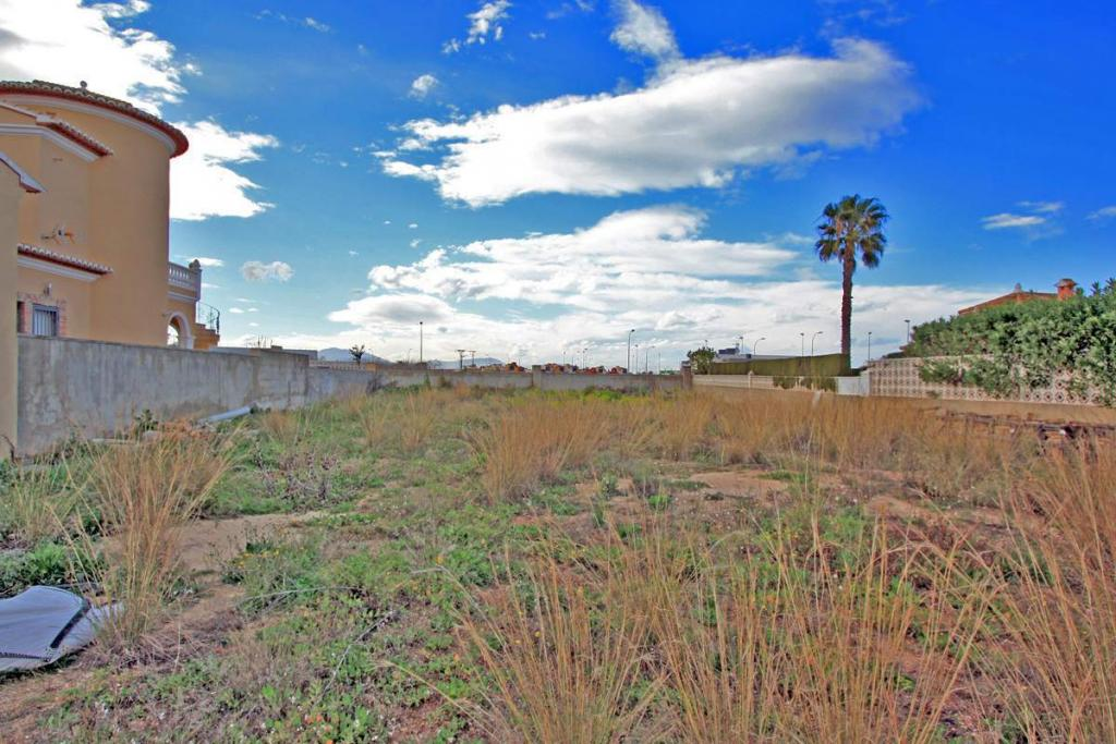 Land / Ground for sale  in Els Poblets Costablanca, Alicante (Spain). Ref.: PRT-185784