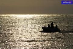 Barca en el Puerto de Denia