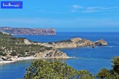 Islas y calas de Javea