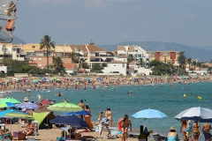 Playa del Estanyo de Denia