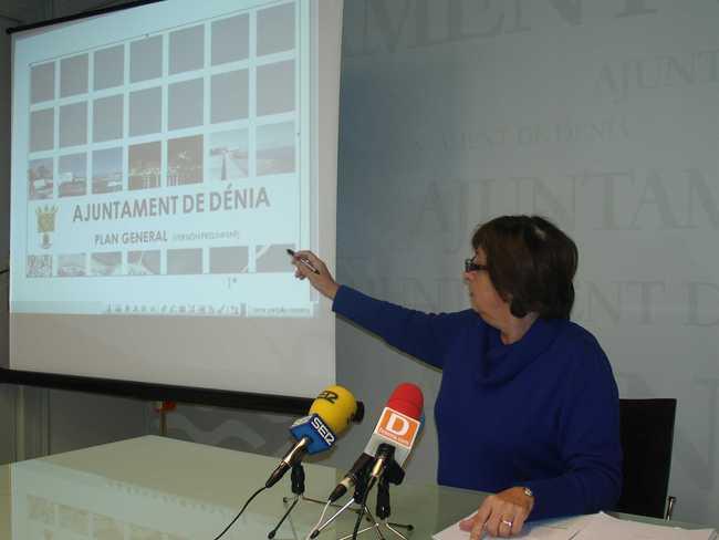 El Plan General de ordenación urbana de Denia (PGOU)