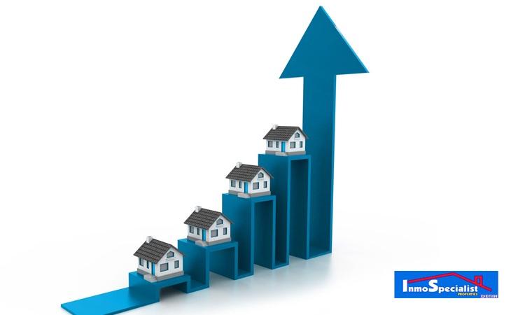 Sube el precio de la vivienda en 2015